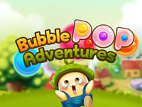 Jeu Bubble Pop Adventures