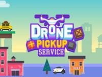 Jeu Drone Pickup Service