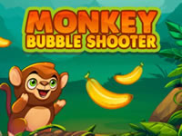 Jeu Monkey Bubble Shooter