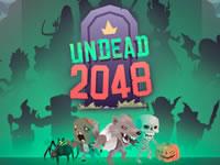 Jeu Undead 2048