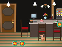 Jeu gratuit Sushi Cafe Escape