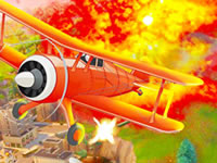 Jeu Sky Fighters