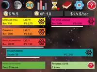 Jeu Moonbase Tycoon Idle