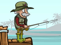 Jeu Fisherman - Idle Fishing Clicker