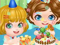 Jeu L'anniversaire de Bébé Lily