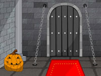 Jeu Halloween Castle Escape