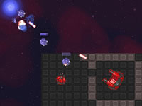 Jeu Spacedust Defender