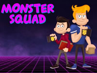 Jeu The Monster Squad