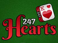 Jeu 247 Hearts