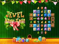 Jeu gratuit Jewel Magic XMas