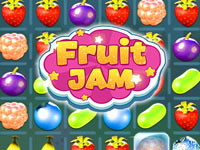 Jeu Fruit Jam