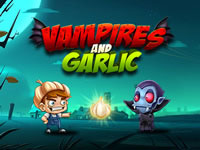 Jeu Vampires and Garlic