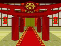 Jeu gratuit Locked In Escape - Temple