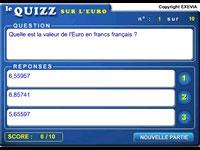 Jeu Quizz