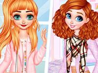 Jeu Princesses et Différents Styles