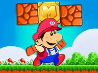 Jeu gratuit Super World Adventure