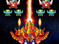 Jeu Strike Galaxy Attack