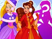 Jeu Des princesses en hiver