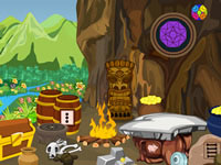 Jeu Wookey Cave Escape