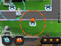 Jeu gratuit Snow Stoppers - Amazing World of Gumball