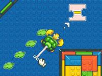 Jeu Sling Turtle