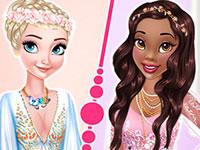 Jeu gratuit Princesses Maquillage Fantaisie