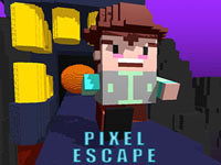 Jeu Pixel Escape Game
