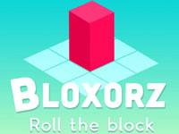 Jeu Bloxorz - Roll the block