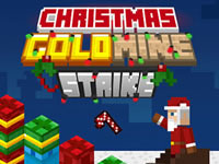 Jeu Gold Mine Strike Christmas