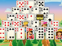 Jeu Tower Solitaire