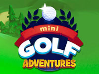Jeu Mini Golf Adventure