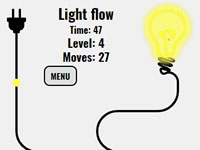 Jeu gratuit Light flow
