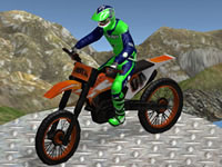 Jeu Bike Trials Offroad 2