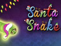 Jeu Santa Snakes