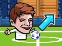 Jeu Bobblehead Soccer Royale