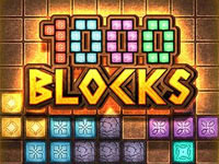 Jeu 1000 Blocks