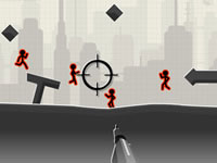 Jeu Stickman War