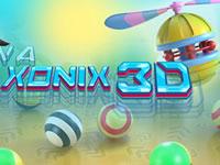 Jeu Nova Xonix 3D