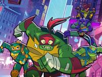 Jeu Epic Mutant Missions - ROTMNT