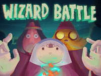 Jeu Wizard Battle - Adventure Time