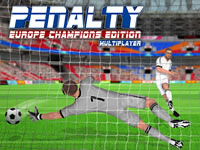 Jeu Penalty Challenge Multiplayer