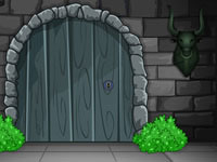 Jeu Stone Wall Escape