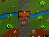 Jeu Defender Idle