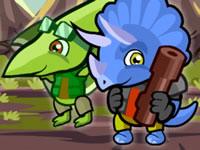 Jeu Dino Squad Adventure 3