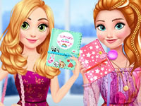 Jeu Les carnets Disney