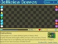 Jeu Collision Course