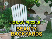 Jeu Jigsaw Puzzle Beauty Backyards