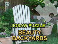 Jeu Jigsaw Puzzle Beauty Backyards