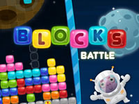Jeu Blocks Battle