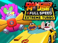 Jeu gratuit Danger Mouse Full Speed Extreme Turbo